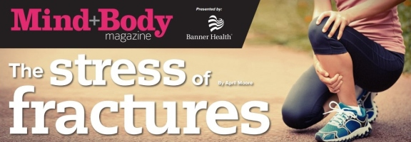 The Stress of Fractures -- April Moore