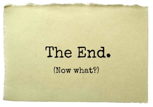 The End (Now What)